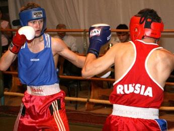 Тамбовские боксёры завоевали четыре «золота»