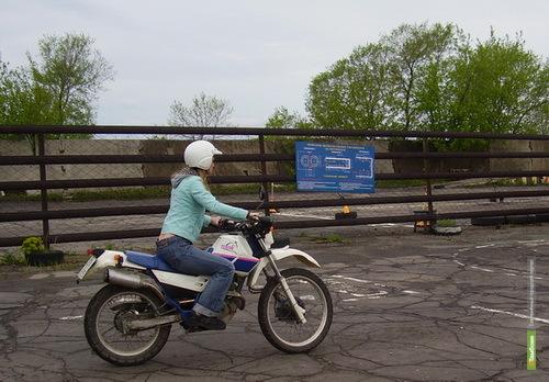 Тамбовские милиционеры начали операцию «Мотоциклист»