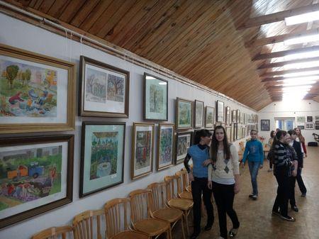 В Тамбове пройдёт выставка «Юные художники в музее»