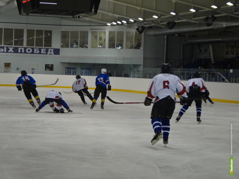 В Тамбове в честь Дня знаний пройдёт открытый турнир по хоккею