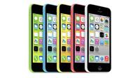 Apple представила новые iPhone 5S и 5C