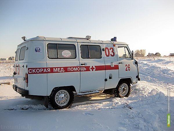 В Тамбовской области в ДТП пострадали три человека