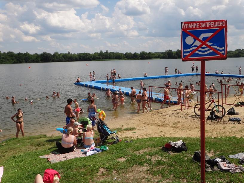 Роспотребнадзор не рекомендует купаться на трёх пляжах Тамбовщины