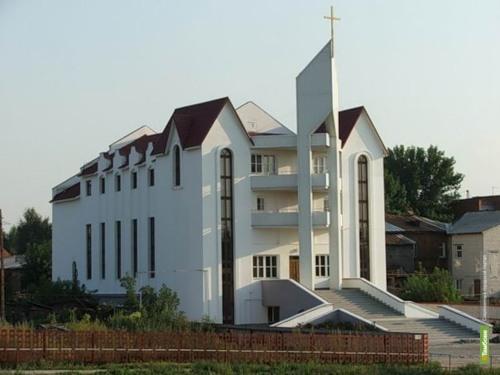 Полицейские провели обыск в протестантских церквях в Тамбове
