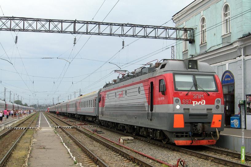 Поезд Тамбов-Адлер сменит расписание из-за Олимпиады