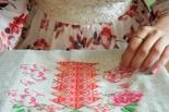 Анна Мартынова: «Вышивка крестом – это моё!»