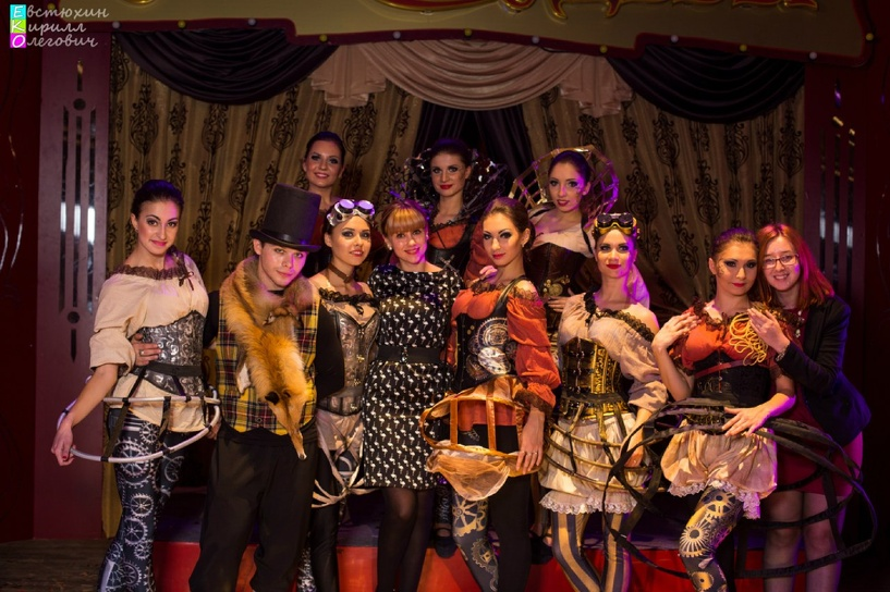 В Тамбове открылся второй сезон мюзикла «Цирк Судьбы»