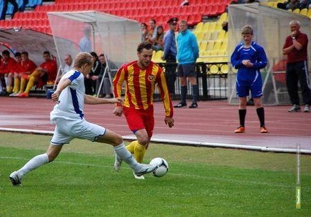 Тамбовская «Академия футбола» уступила тульскому «Арсеналу»