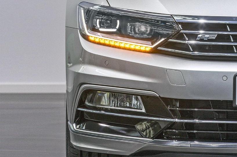 Совсем новый: немцы показали VIII поколение Volkswagen Passat