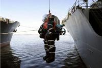 В каюте затонувшего сухогруза «Амурская» нашли тело моряка