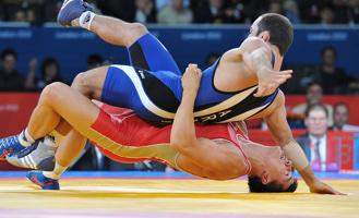 Тамбовчанин завоевал «бронзу» на первенстве России по греко-римской борьбе