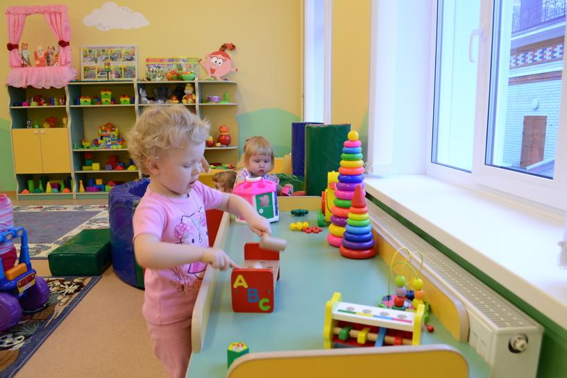 На детские сады Тамбовщины выделили 58 миллионов рублей