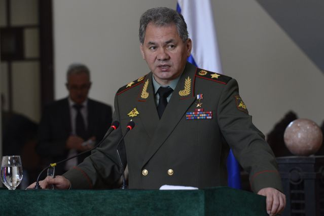 МВД Украины возбудило уголовное дело в отношении Сергея Шойгу