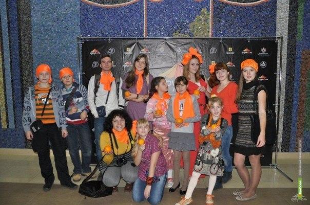 Юные тамбовчане участвуют в театральном фестивале в Рязани