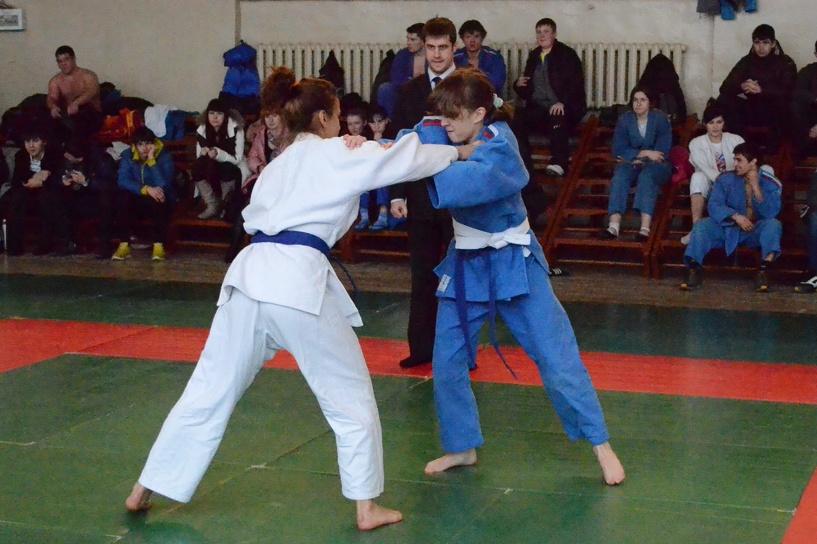 Тамбовчанка заняла второе место на чемпионате России по дзюдо