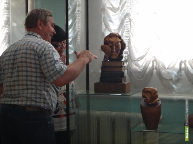Тамбовских школьников пустят в святую святых картинной галереи