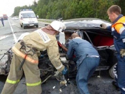 Ужасающая авария вБондарском районе унесла жизни 2 человек