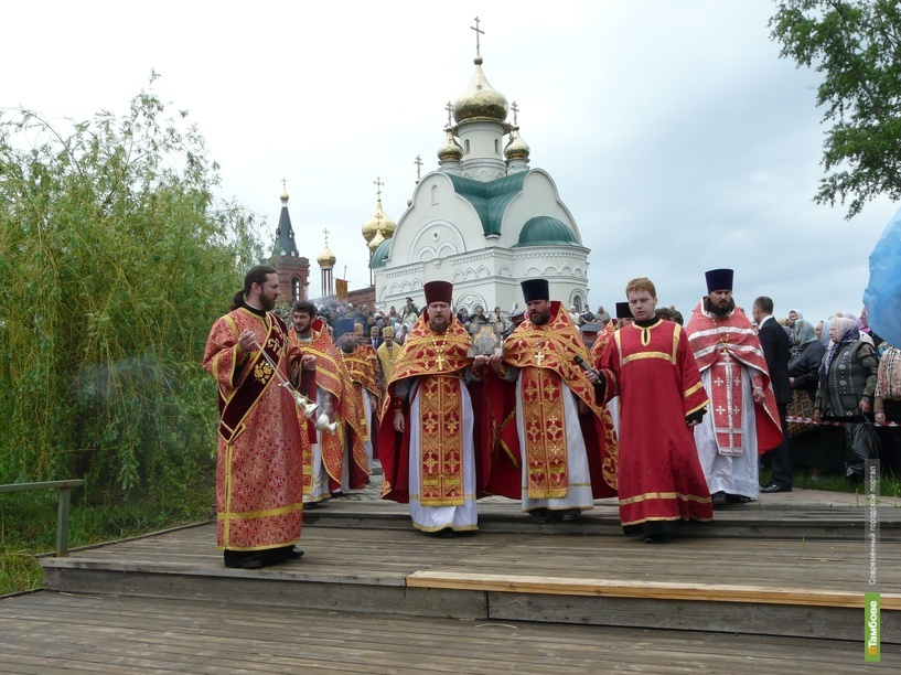 На Тамбовщине масштабно отметили день Николая Чудотворца