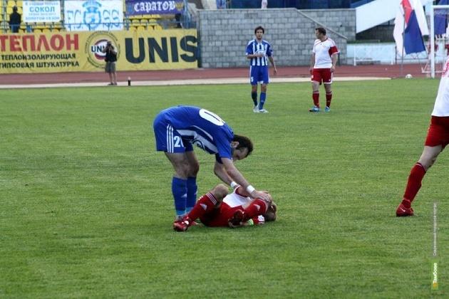 Тамбовский «Спартак» задолжал своим игрокам