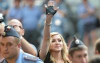 Мадонна провела концерты в России нелегально
