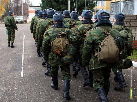 Пополнить ряды вооруженных сил должны 300 тамбовчан