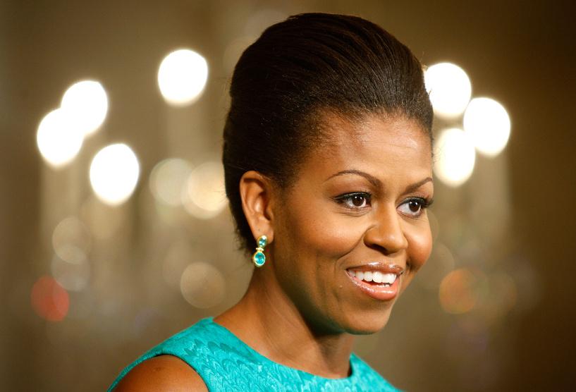 Мишель Обама появится в одном из эпизодов американского телесериала