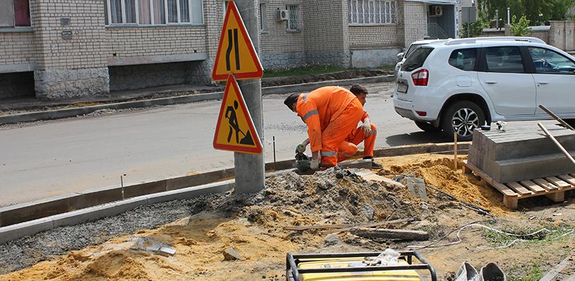 Улицу Бориса Васильева закроют для автомобилистов