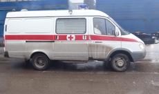 В Мордовском районе столкнулись три грузовика