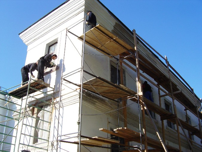 За 3 года на Тамбовщине отремонтируют 1247 многоквартирных домов