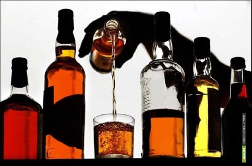 В Тамбове упал спрос на алкоголь