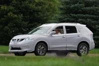 Новый Nissan X-Trail показался фотошпионам