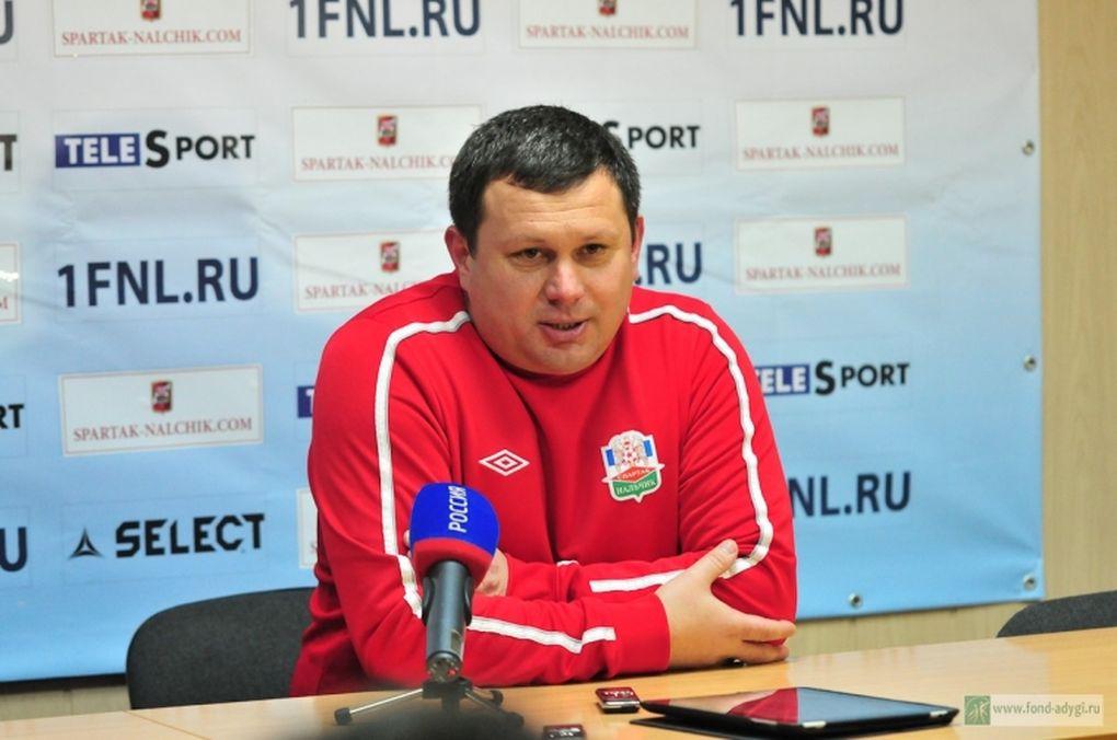 Шипшев заявлен основным тренером клуба ФНЛ «Тамбов»