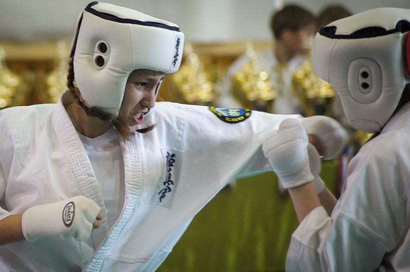 Тамбовская каратистка завоевала «серебро» на Первенстве Мира по киокусинкай