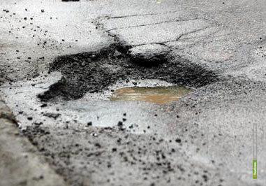 Ремонт тамбовских дорог обойдется федеральной казне в 144 миллиона рублей