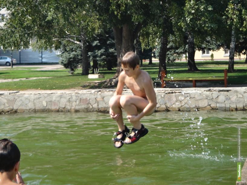 В Тамбов возвращается тридцатиградусная жара