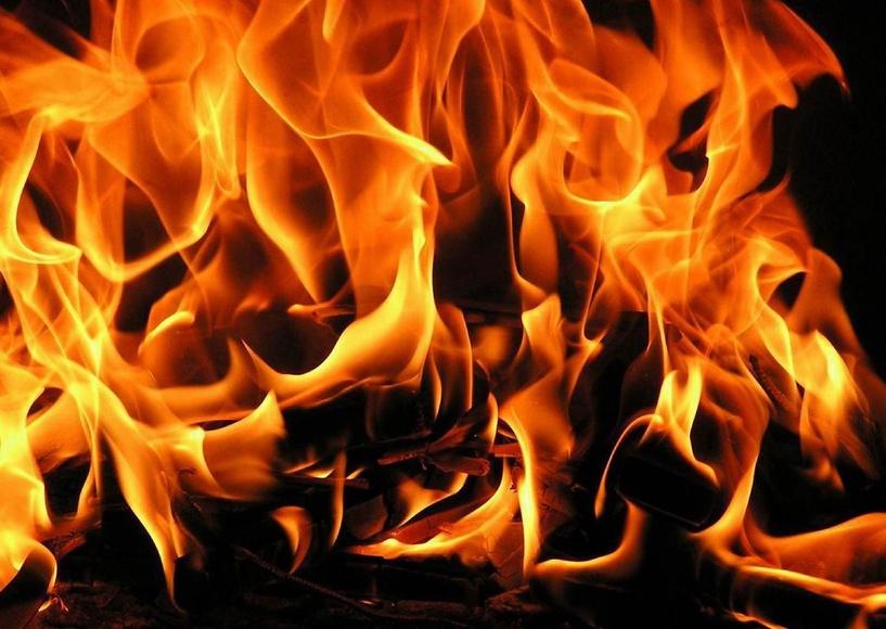 В центре Мичуринска горел магазин
