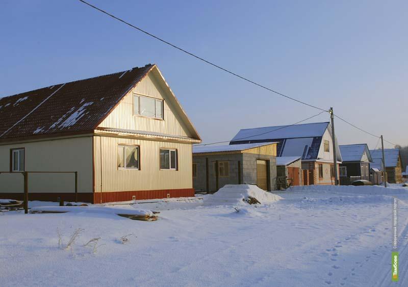 Почти половина нового жилья на Тамбовщине — индивидуальные дома