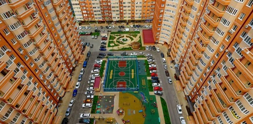 В прошлом году в России было сдано около 80 млн квадратных метров жилья