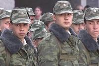 Весной российская армия пополнится 153 тысячами новобранцев