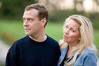 Медведев не будет устраивать торжеств по случаю дня рождения