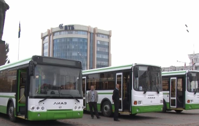 В Тамбов закупили пять низкопольных автобусов