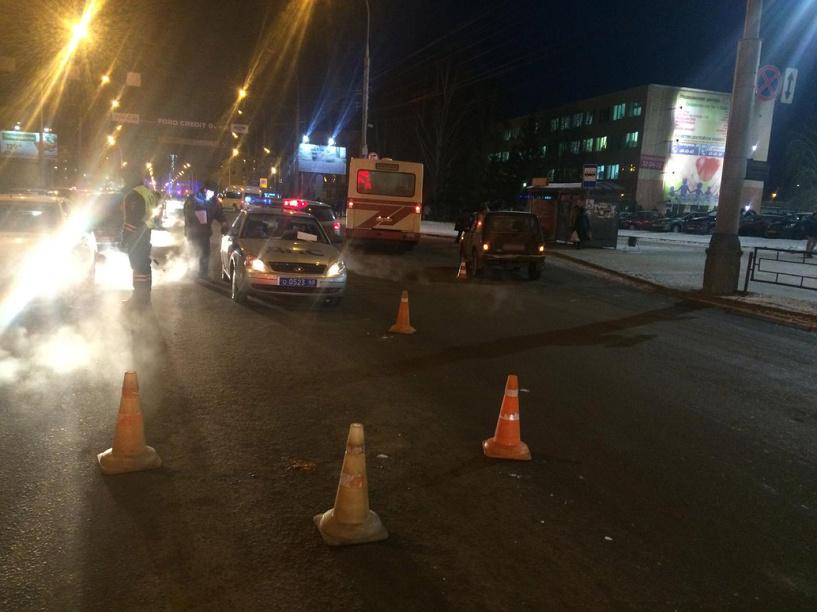 На Советской под колеса авто попал 12-летний мальчик