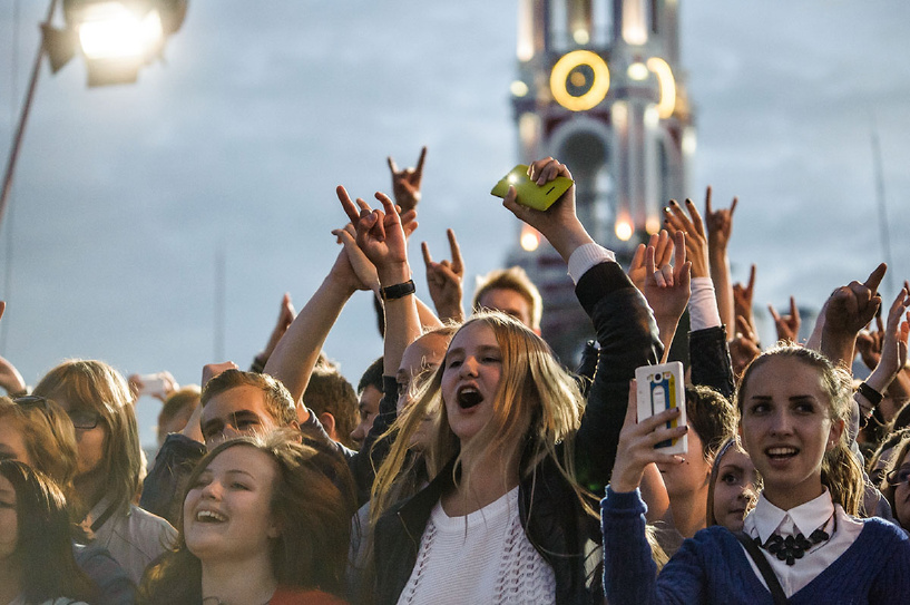 Фестиваль «Рок над Цной» с участием тамбовских, воронежских и питерских исполнителей состоялся в четвертый раз