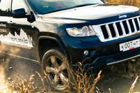 Jeep Grand Cherokee 5,7: безусловное уважение