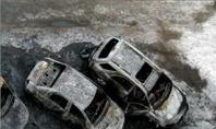 На Черногорском паркинге сгорело 765 авто и 142 мотоцикла