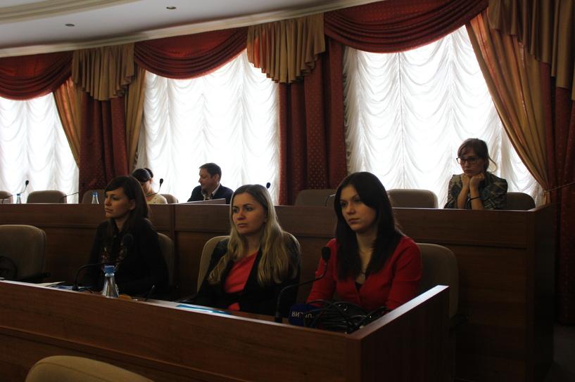 Муниципалитет глазами СМИ: В Тамбове прошла первая конференция журналистов