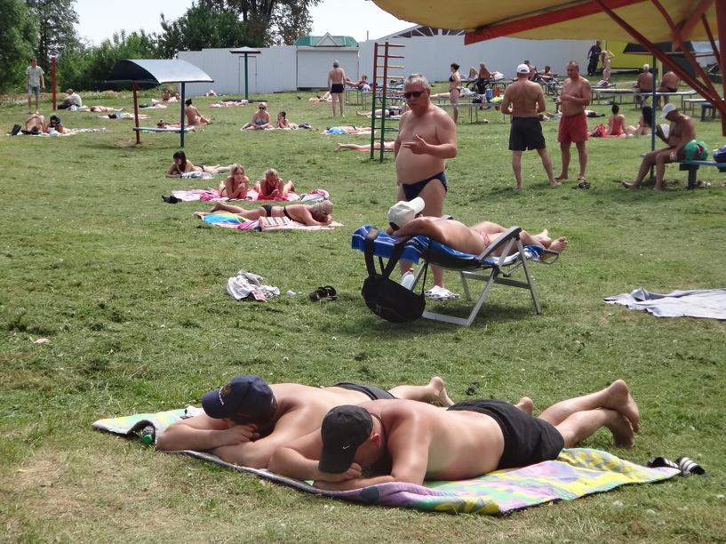 Тамбовщина занимает второе место в ЦФО по количеству пляжей
