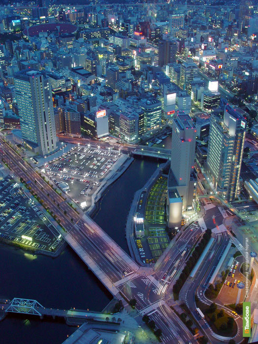 Япония готовит запасную столицу