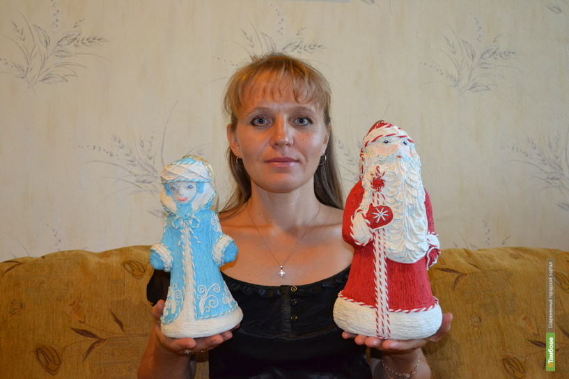Тамбовчан научат делать ёлочные игрушки