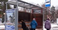 В Тамбове появились три новых остановочных павильона